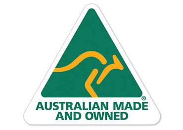 100% Australian Made & Owned