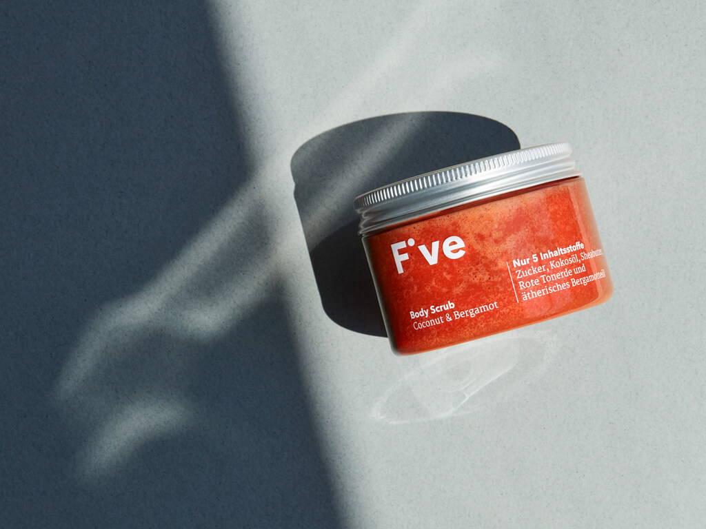 FIVE Body Scrub – Körperpeeling für weiche Haut – Five Skincare