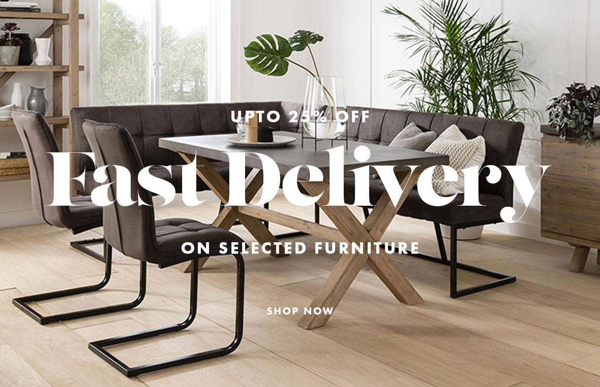 Fast Furniture Delivery 1-2 Weeks