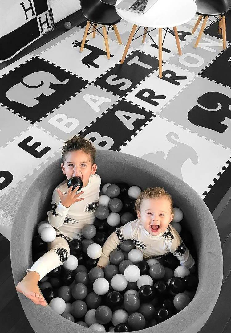 Children S Play Mats Kids Playroom Flooring Foam Mats