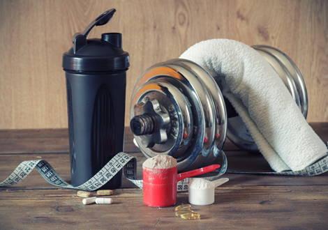BCAA für Muskelaufbau und zum Abnehmen