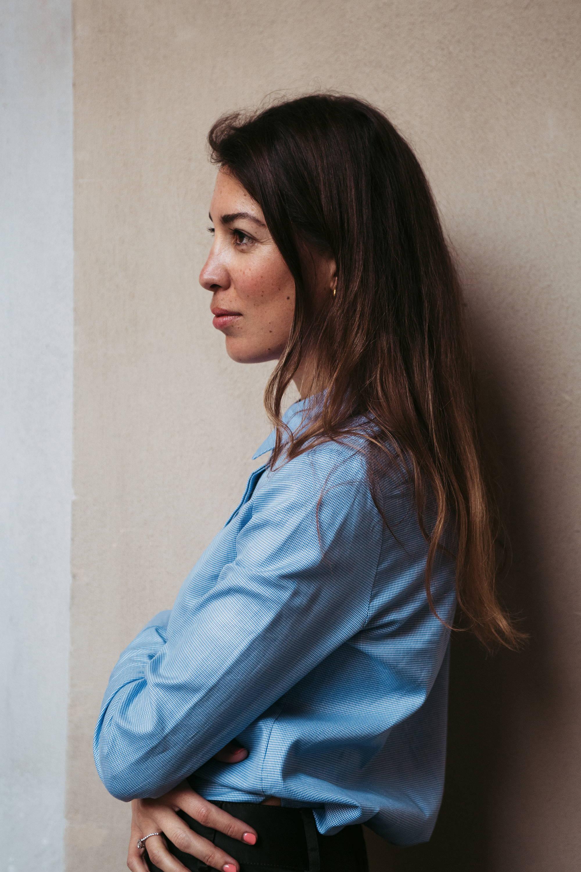 Camilla Gabrieli designer portrait