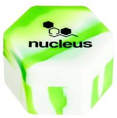 Nucleus Silicone Hexagon Storage Jar - DopeBoo