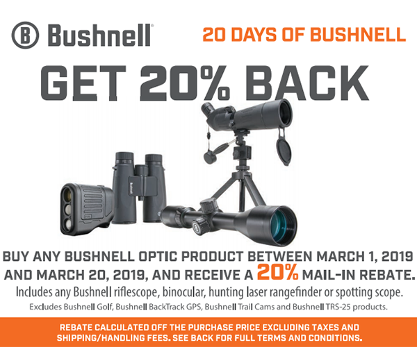 See our Bushnell products here!