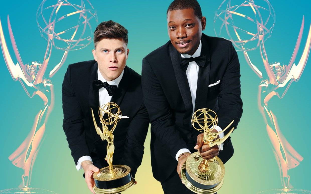 The 2018 Emmy Awards Hosted by Colin and Che