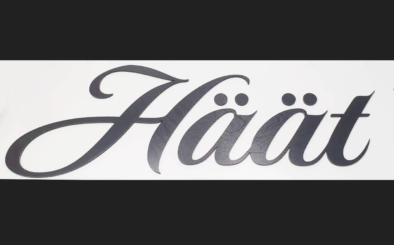 Häät.fi logo logokyltti häämessut