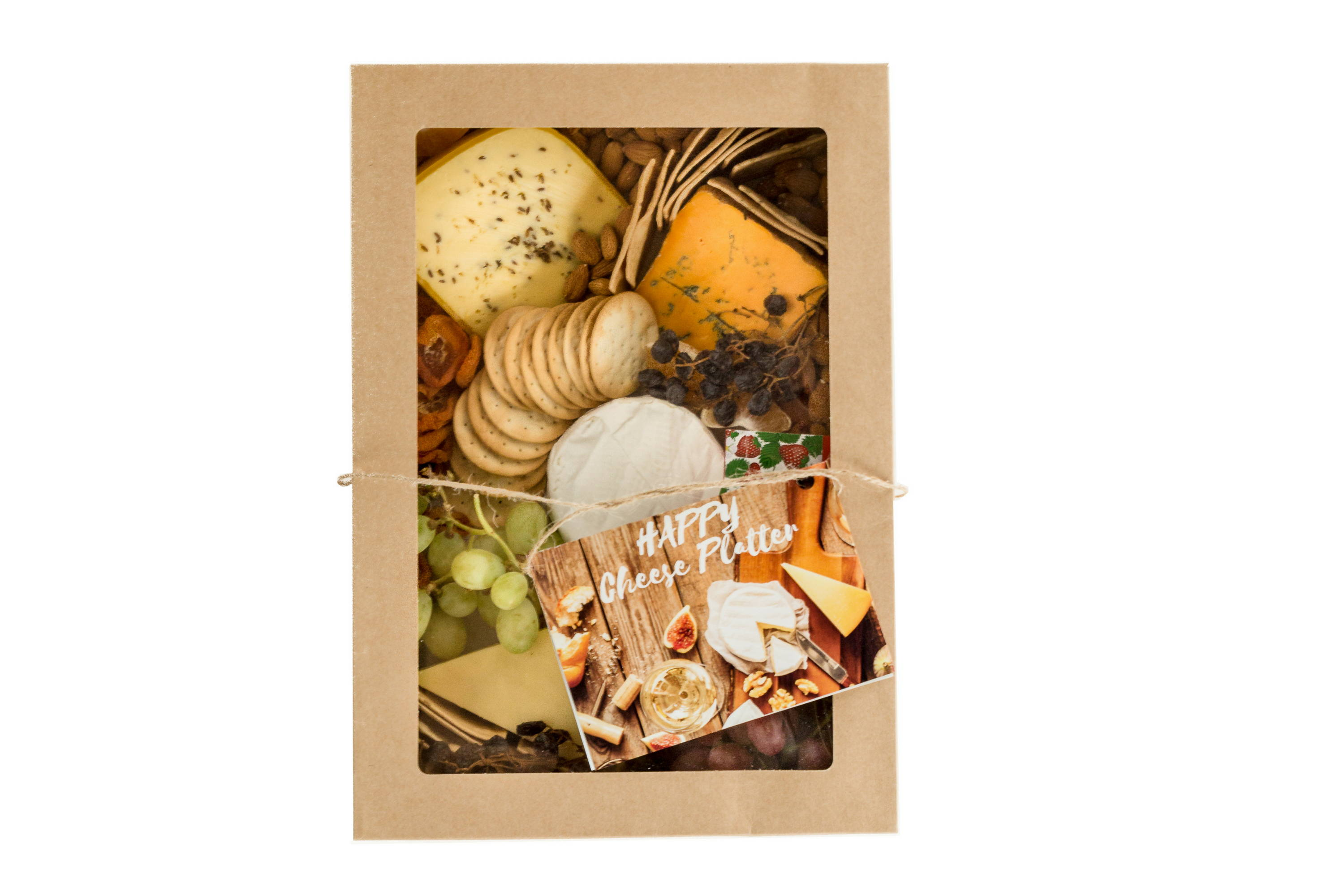 Australian cheese platter delivery box