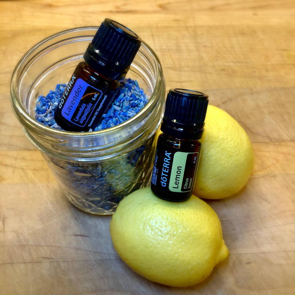 CBD Lemon Lavender Bars Filling Ingredients