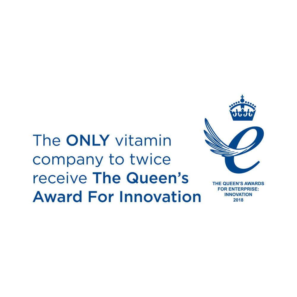 Queens Award Innovation Banner