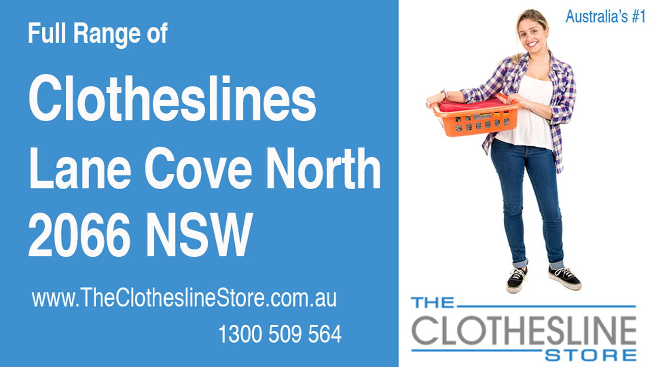 Clotheslines Lane Cove North 2066 NSW