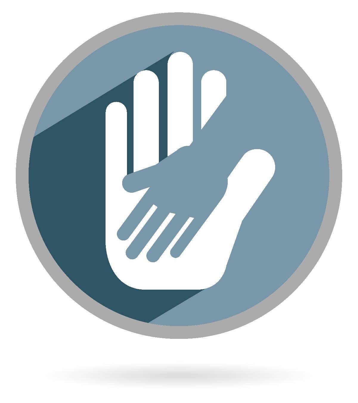 bioquad serve holding hands