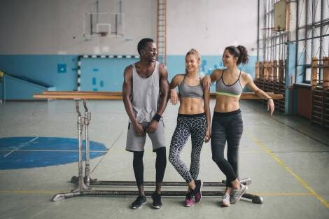 Muskelaufbau-Tipps: Training durch Sport