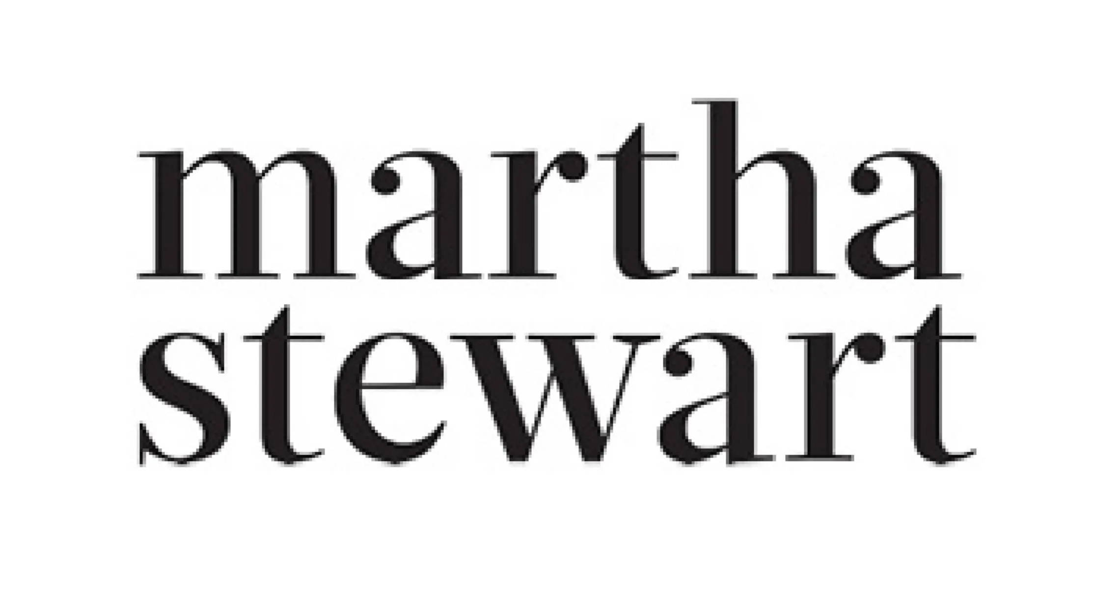 American Provenance is featured in Martha Stewart