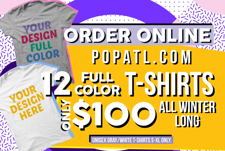 Custom Shirts No Minimum Online