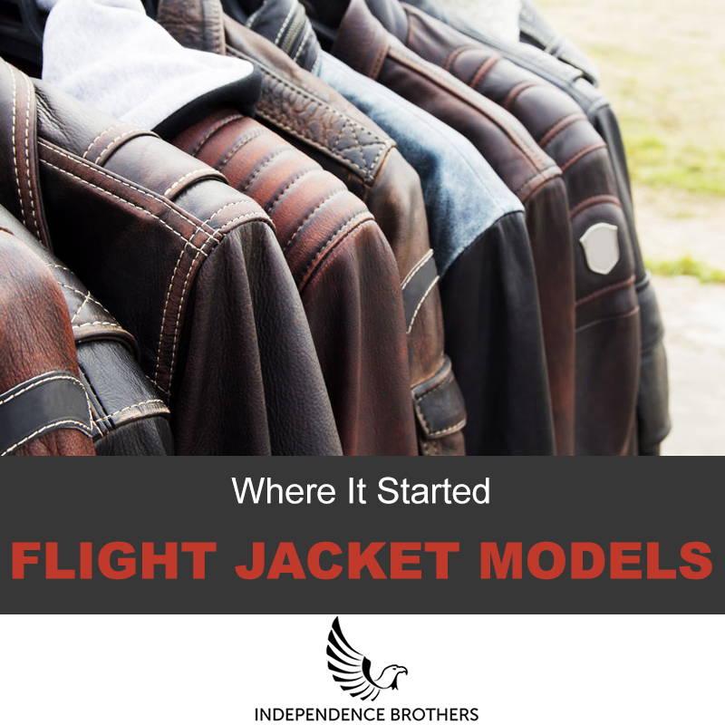 Flight Jacket Models