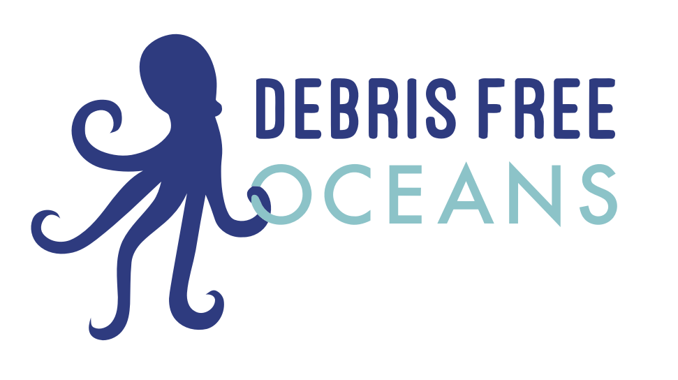 Debris Free Oceans logo