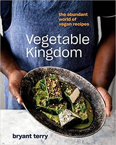 Vegetable Kingdom cookbook cover