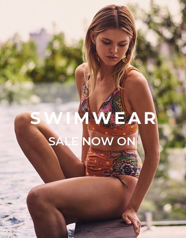 Shop Swimwear Sale! Now up to 50% Off Instore and Online. Free Delivery*