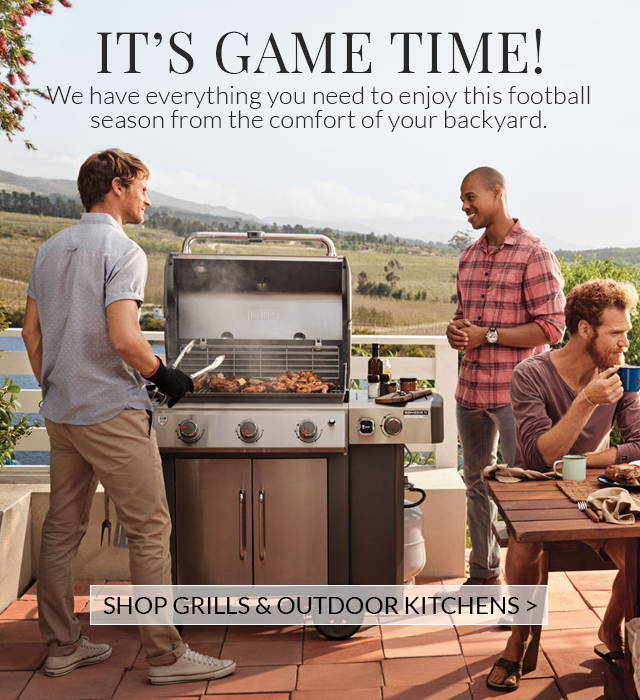 Shop Grills & Outdoor Kitchens