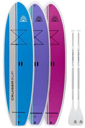 Cruiser SUP Dura-Maxx 2 pack paddle board packaage