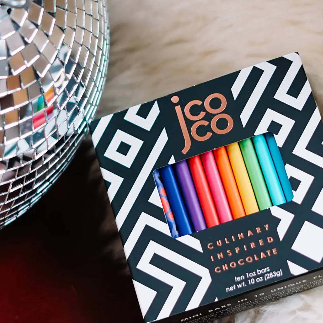 jcoco prism gift box