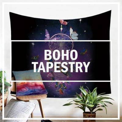 Boho Tapestry Collection