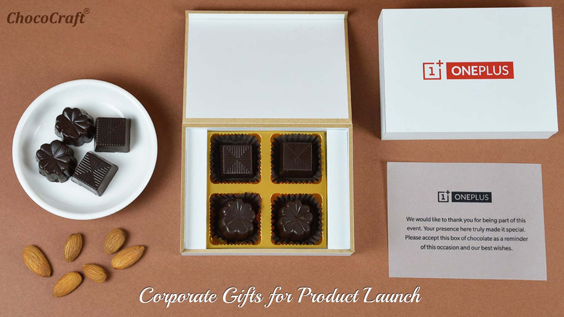 Best Corporate Gifts | Unique Corporate Gifts Online | ChocoCraft