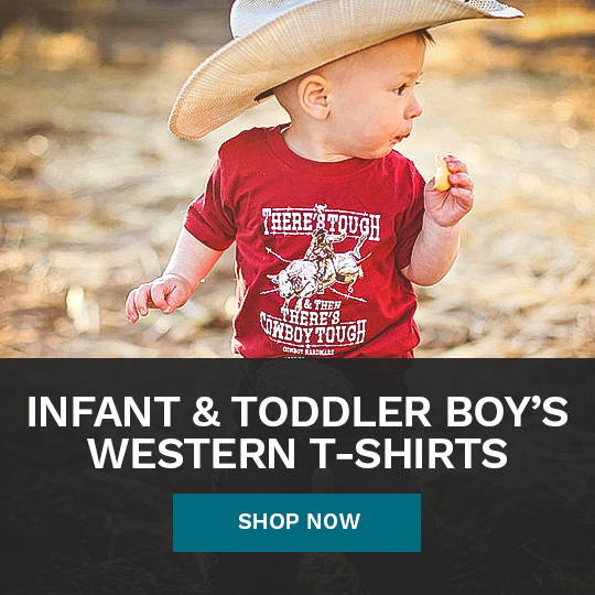9483017cdeb95 Infant and Toddler Boy's Western Wear | Cowboy Hardware – http ...