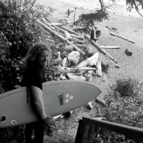 Surfing Tofino Canada