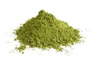 Moringa Blatt-Extrakt