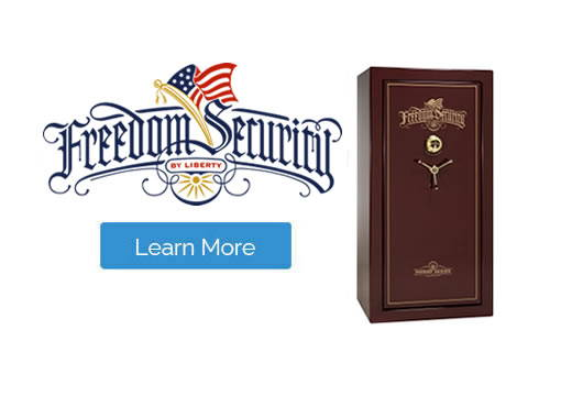 Freedom Gun Safes by Liberty
