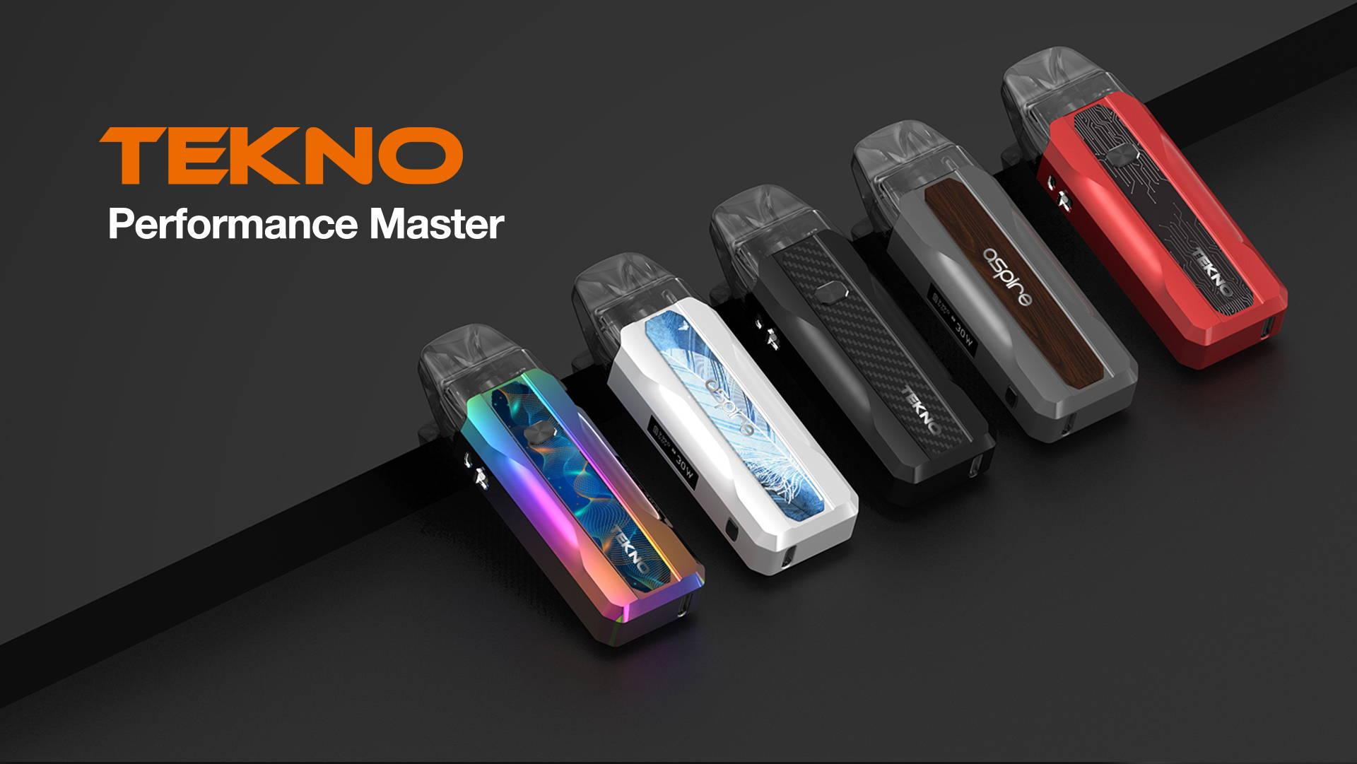 Tekno | Vape Pod Device | Buy Aspire Tekno Vape Pod Device