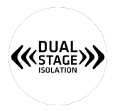Dual Stage Isolation