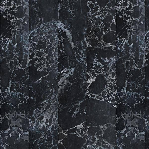 NLXL Black Marble Wallpaper by Piet Hein Eek