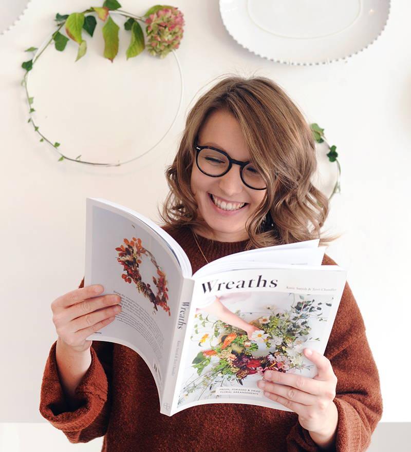 Shop the Wreaths book