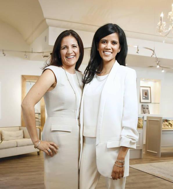 Pratima and Prerna Sethi