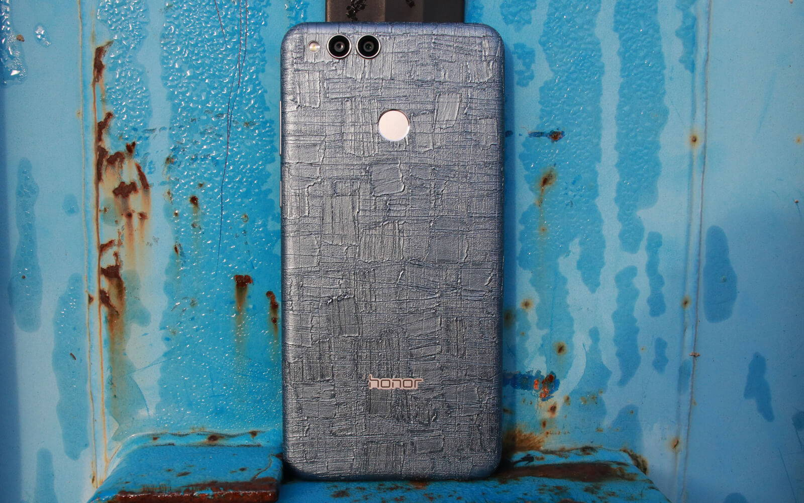 Honor 7X Carved Charcoal Skins