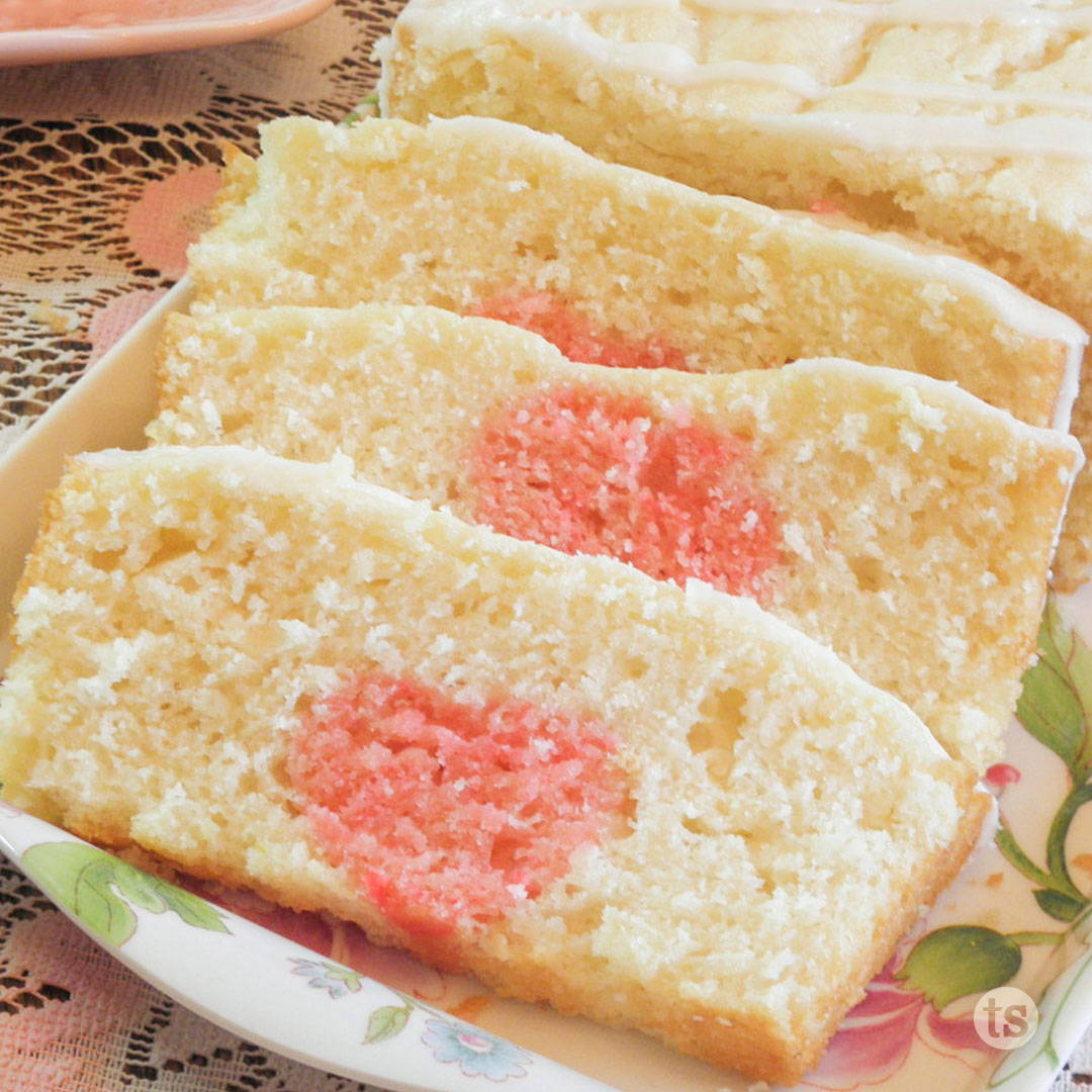 Sweetheart Lemon Pound Cake Recipe