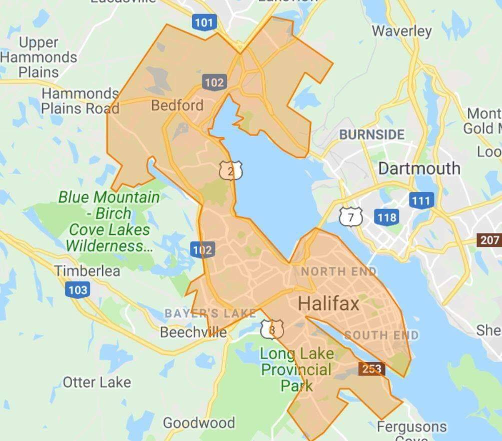 Food and Grocery Delivery in Halifax and Bedford