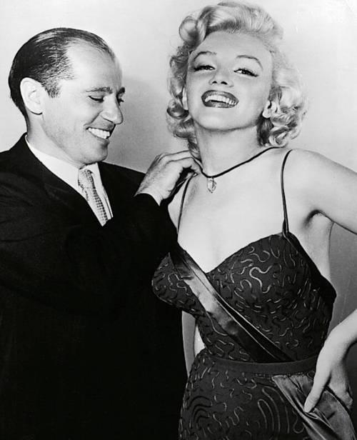 Marilyn Monroe and the Moon of Baroda Diamond