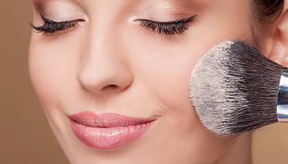 Blushes - Natural Makeup