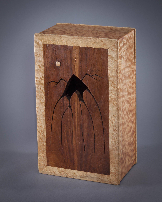 5-key wooden tongue drum