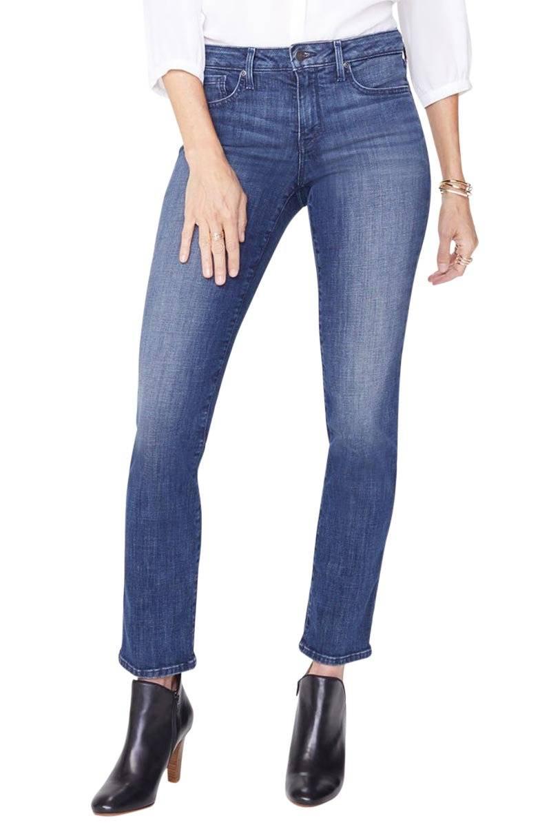 Sheri Slim Jeans - Lupine