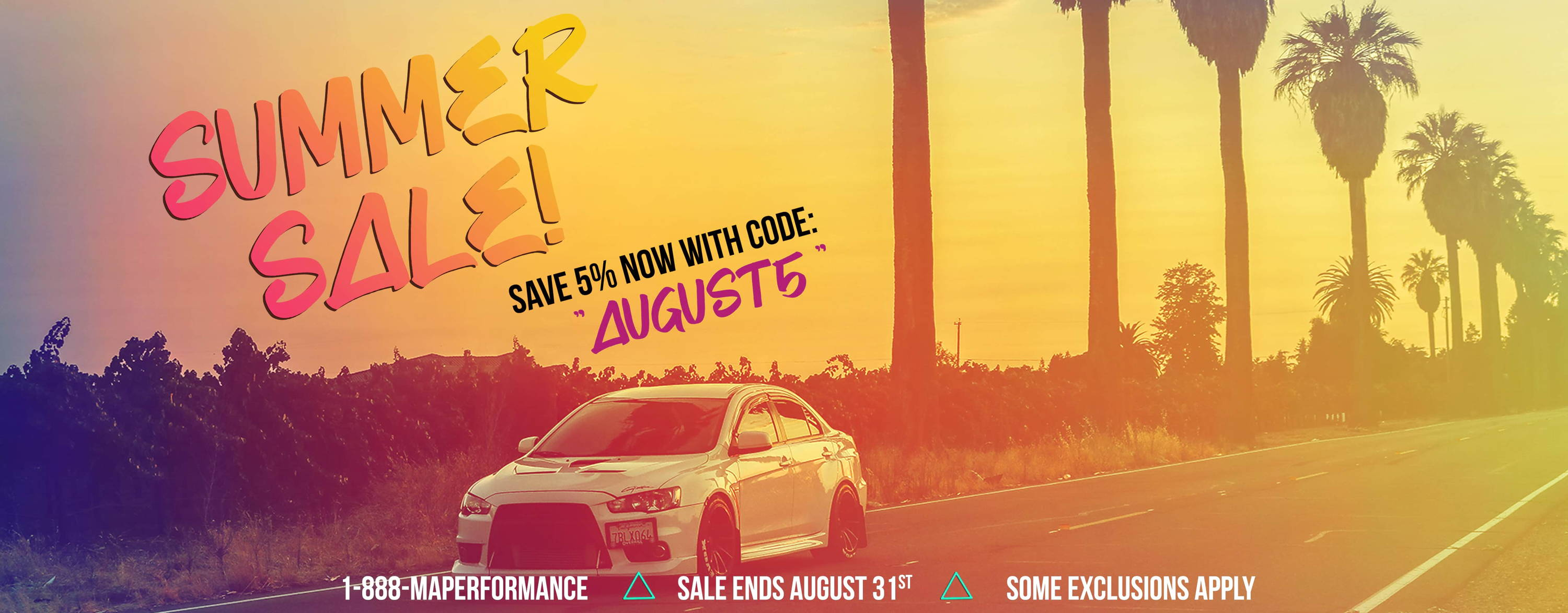 Maperformance Coupon Codes Sales