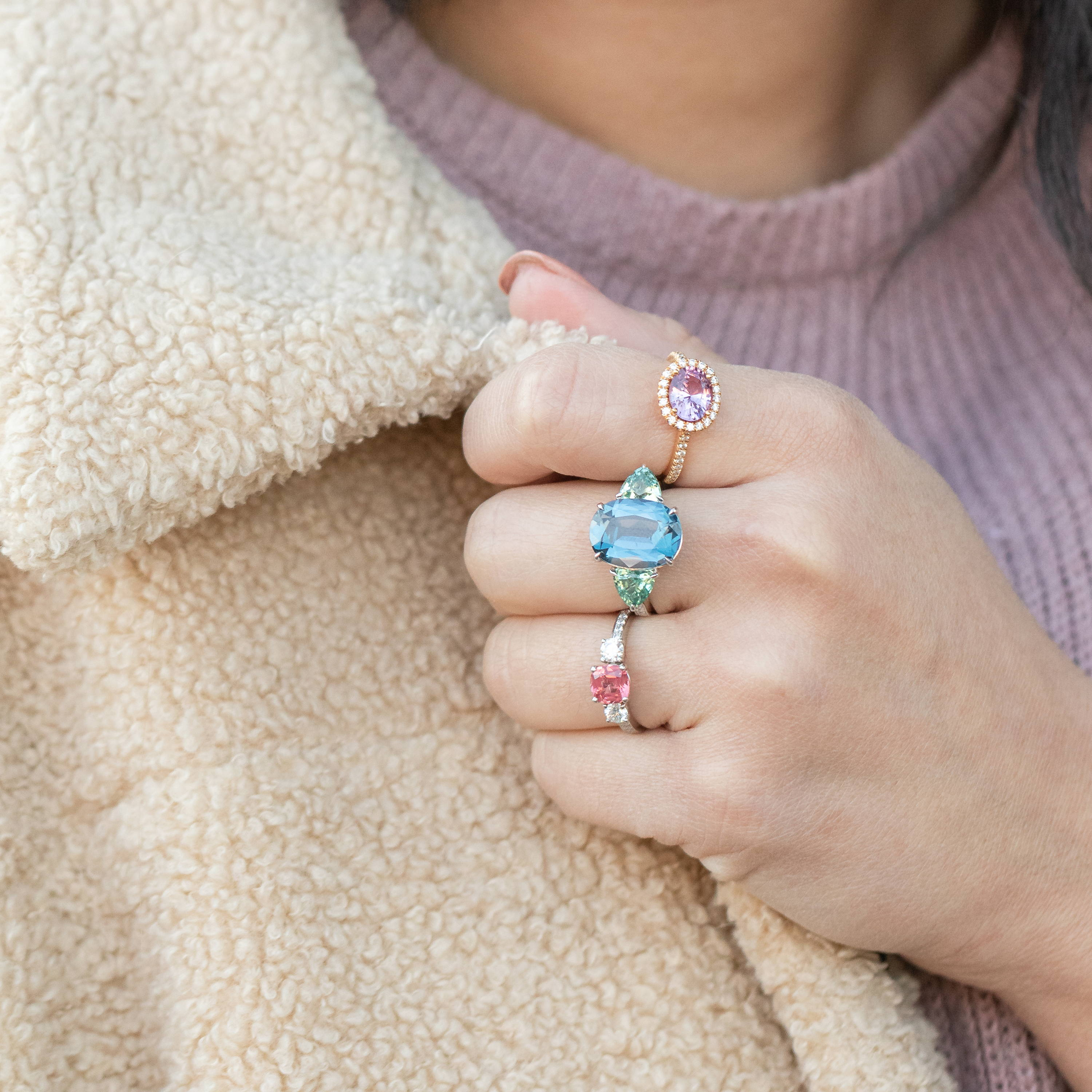 Spinel Rings
