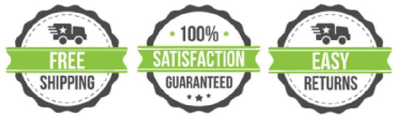 Shart.com Free Shipping, Easy Returns, 100% Satisfaction Guaranteed