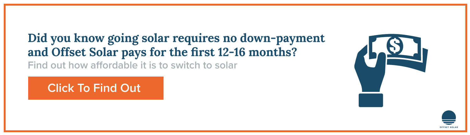 Get started with Offset Solar today
