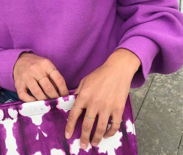 Pift dit outfit op med smukke ringe