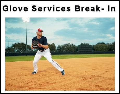 GloveWhisperer Break-In Glove Services