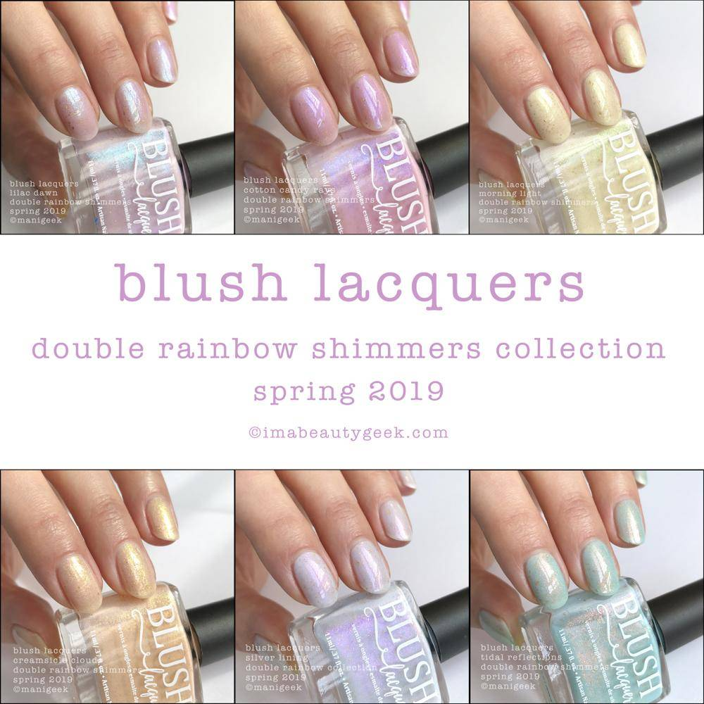 Double Rainbow Shimmers